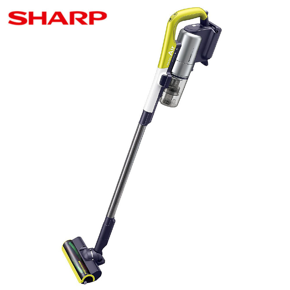 SHARP 夏普 EC-A1RTW-Y RACTIVE Air羽量級無線快充吸塵器