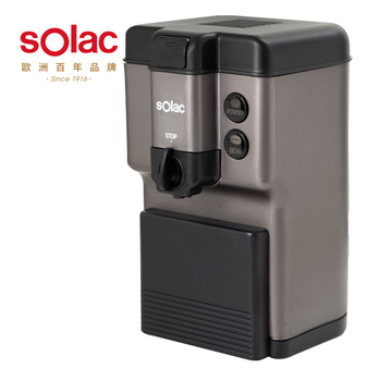 Solac 自動研磨咖啡機 鈦金灰 SCM-C58