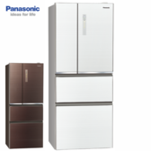 Panasonic 國際牌 NR-D509NHGS-W/T 500公升四門變頻冰箱