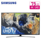 Samsung 三星 UA75MU6100WXZW 75吋 Series6系列平面4KUHD液晶電視