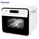 Panasonic 國際 NU-SC100 蒸氣烘烤爐 15L 買就送蒸氣烘烤爐食譜書