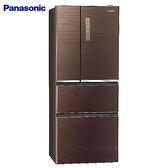 Panasonic 國際 NR-D500NHGS-T 冰箱 500L 四門 翡翠棕 變頻