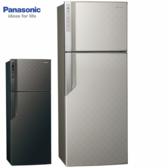 Panasonic 國際牌 NR-B489GV-S/K 485公升 雙門變頻無邊框箱