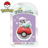 Pokémon 寶可夢 2st 潤唇波波 護唇膏 小火馬