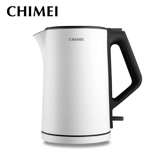CHIMEI 奇美 KT-15MD00 輕巧不鏽鋼快煮壺(白色)