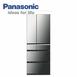 Panasonic 國際 NR-F602VX-X1 601公升變頻六門冰箱 (鑽石黑)