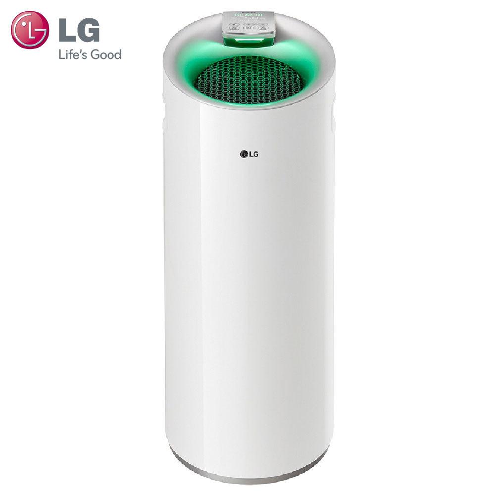 LG 樂金 AS401WWJ1 大白2代 可Wi-Fi遠端監控遙控版 空氣清淨機