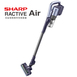 SHARP 夏普  RACTIVE Air羽量級無線快充吸塵器 星空紫 EC-AR2TW-V