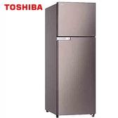 TOSHIBA 東芝 GR-T46TBZ(DS) 409L 冰箱 二門 變頻