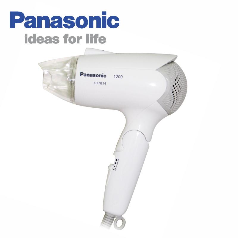 Panasonic 國際 EH-NE14-W 負離子保溼吹風機 白