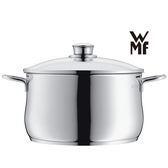 【德國 WMF】DIADEM PLUS 系列 24cm 高身湯鍋 6L (宅配、超取免運)