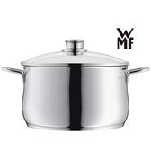 【德國 WMF】DIADEM PLUS 系列 24cm 高身湯鍋 6L