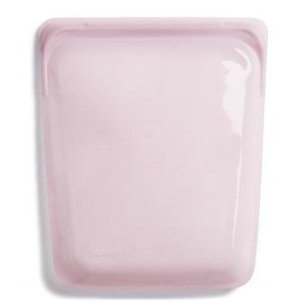美國 Stasher 大長形矽膠密封袋 (玫瑰石英粉)