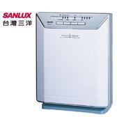 SANLUX 台灣三洋 ABC-M5 空氣清淨機 日本原裝進口三合一(濾網光觸媒+抗敏+空氣清淨)
