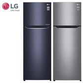 LG 樂金 GN-L397SV/GN-L397C 冰箱 315L 星辰銀/星曜藍 直驅變頻上下門