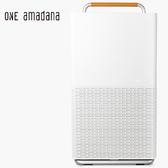 ONE amadana 10坪 薄型空氣清淨機 PA-301T 白