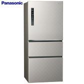 Panasonic 國際 NR-C610HV-S 冰箱 三門 610L 銀河灰 新1級能源效率
