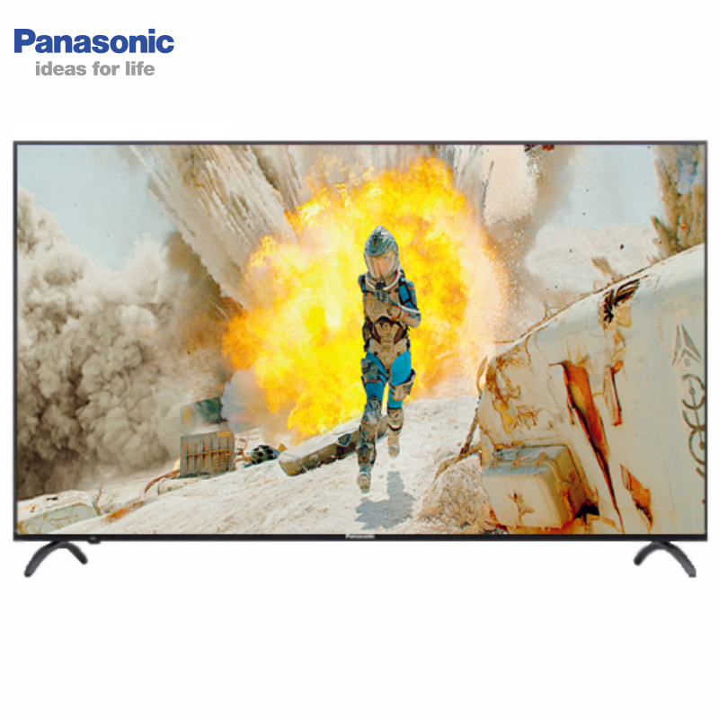 Panasonic國際牌 TH-50EX550W 4K聯網液晶顯示器 50型