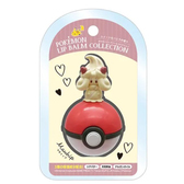 Pokémon 寶可夢 1st 潤唇波波 護唇膏 霜奶仙 香草香味