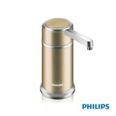 PHILIPS 飛利浦 超濾廚上型淨水器 WP3884 (香檳金)
