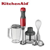 KitchenAid手持料理棒專業版經典紅 美國百年工藝