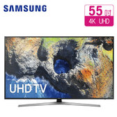 Samsung 三星 UA55MU6100WXZW 55吋 Series6系列平面4KUHD液晶電視