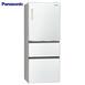Panasonic 國際 NR-C500NHGS-W 冰箱 500L 三門 翡翠白 變頻