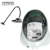 HITACHI 日立 CVAM4T 吸塵器 3D多動向輪轉 附縫隙集塵吸嘴 地毯/地板兩用吸頭