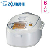 ZOJIRUSHI 象印 NP-NCF10 6人份 七段壓力IH電子鍋