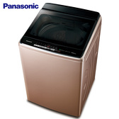 Panasonic 國際 NA-V160GB-PN 洗衣機 16kg 直立式 變頻 温泡洗
