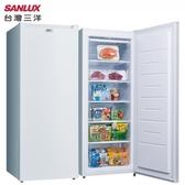 SANLUX 台灣三洋 SCR-181A 冷凍櫃 181L R600A環保新冷媒