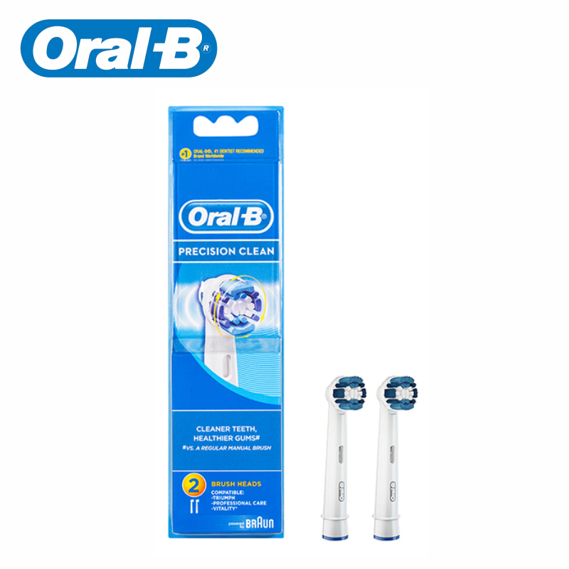 Oral-B 歐樂B EB20-2 電動牙刷刷頭 (2入)