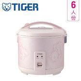 TIGER虎牌 JNP-1000  6人份 傳統機械式電子鍋