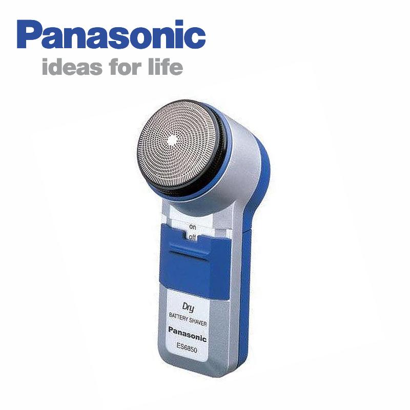 Panasonic 國際牌 ES-6850 電池式刮鬍刀
