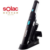 sOlac 隨手S3無線便攜式吸塵器 SEV-061 爵黑款