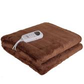 尚朋堂 電熱毯 SBL-262 微電腦雙人電熱毯(咖啡色)