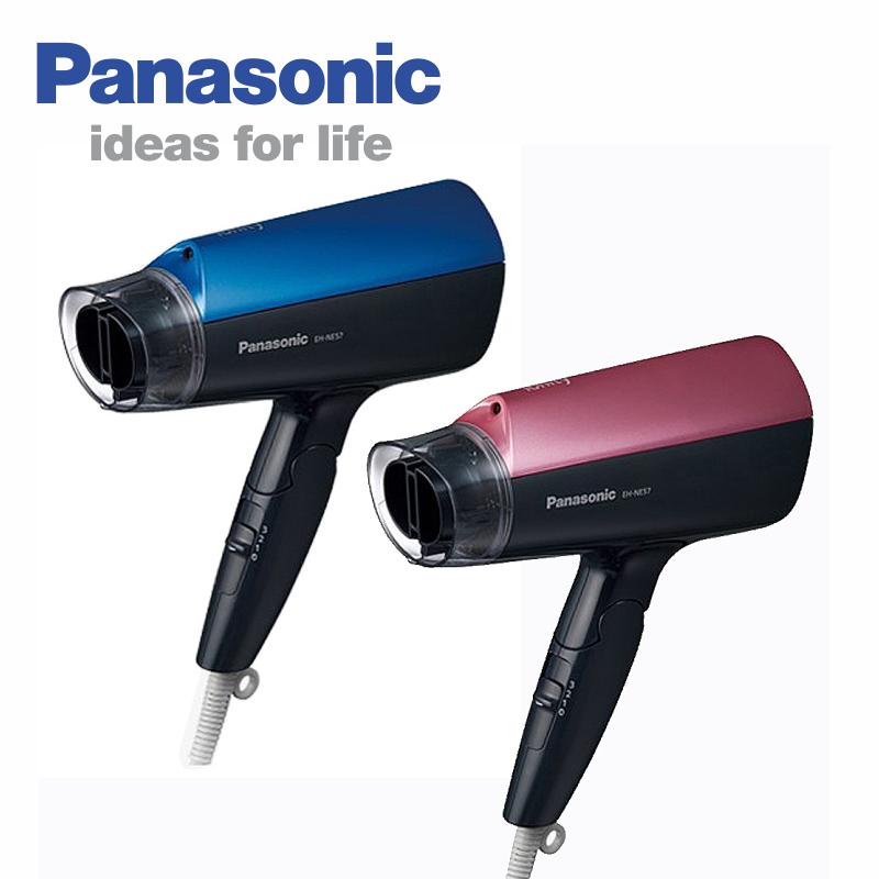 Panasonic 國際 EH-NE57-A/P 吹風機 負離子 二段式風量 藍色/粉色