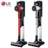 LG 樂金 A9BEDDING/A9BEDDINGX 吸塵器 時尚紅/晶鑽銀 可更換式鋰電池