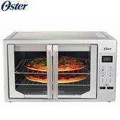 美國Oster-微電腦42L法式雙門烤箱 TSSTTVFDDG