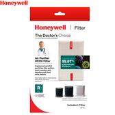 Honeywell HRF-R1V1 HEPA濾網 空氣清淨機耗材 有效降低過敏原 過濾異味