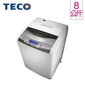 TECO 東元 W0838FW 8公斤直立式單槽洗衣機