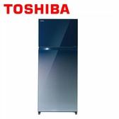TOSHIBA 東芝 GR-HG55TDZ(GG) 505L雙門鏡面冰箱