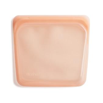 美國 Stasher 方形矽膠密封袋 STSB27 (木瓜牛奶)