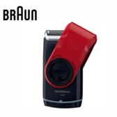 德國百靈 Braun M60R 輕便電鬍刀 (紅)