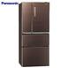 Panasonic 國際 NR-D610NHGS-T 冰箱 610L 四門 翡翠棕 變頻