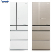 Panasonic 國際 NR-F553HX 550L 六門冰箱 無邊框玻璃系列
