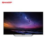 SHARP 夏普 4T-C70AM1T 電視 70吋 AQUOS 4KUHD 液晶 日本製