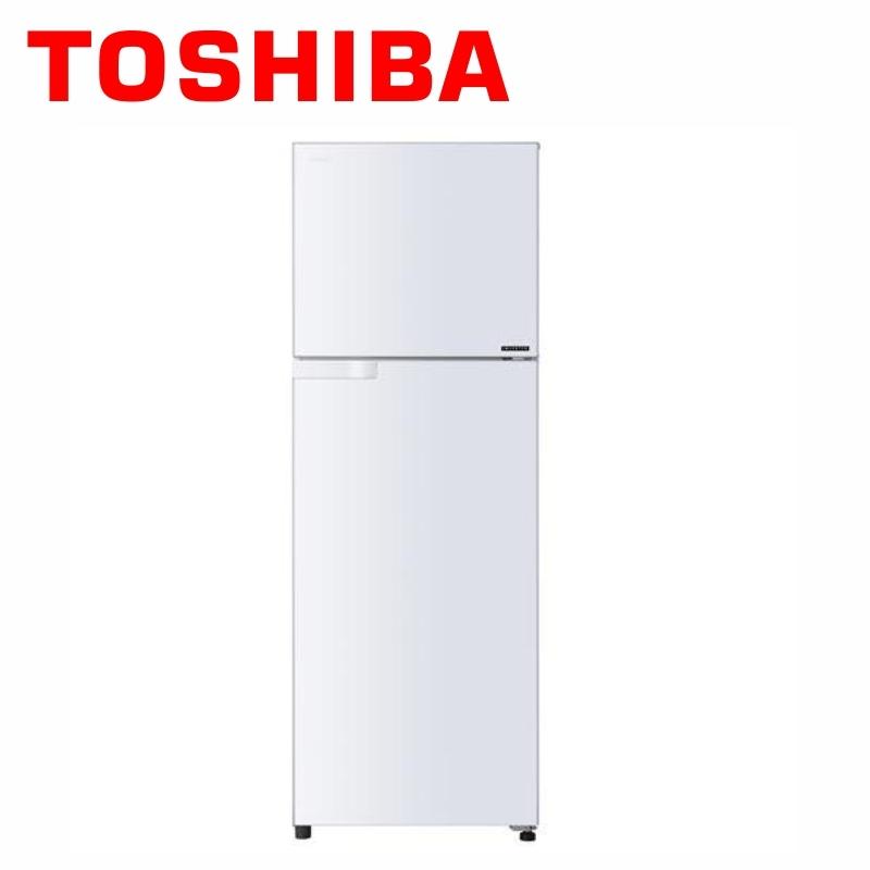 TOSHIBA 東芝 GR-T320TBZ(W) 305L 一級能耗雙門變頻電冰箱