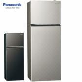Panasonic 國際牌 NR-B409TV-K/S  393L無邊框系列冰箱