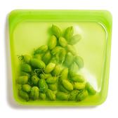 美國 Stasher 方形矽膠密封袋 萊姆綠